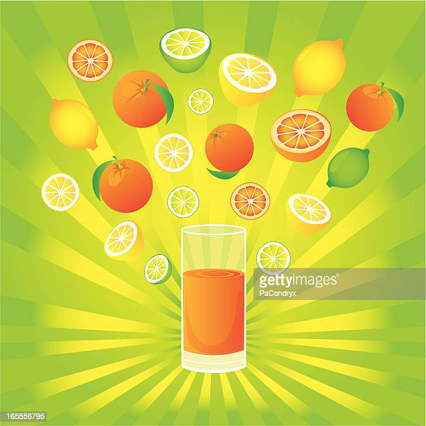 energy drink - fruit juice stock illustrations, clip art, cartoons, & icons
