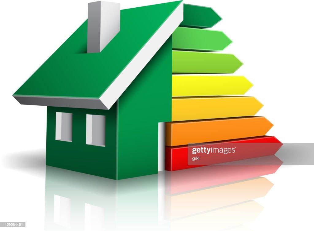 Energy Efficiency : stock illustration