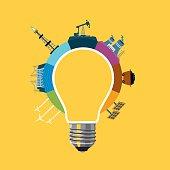 Energy generation concept