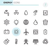 Energy - Pixel Perfect icons