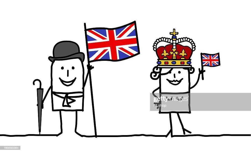 England & english people