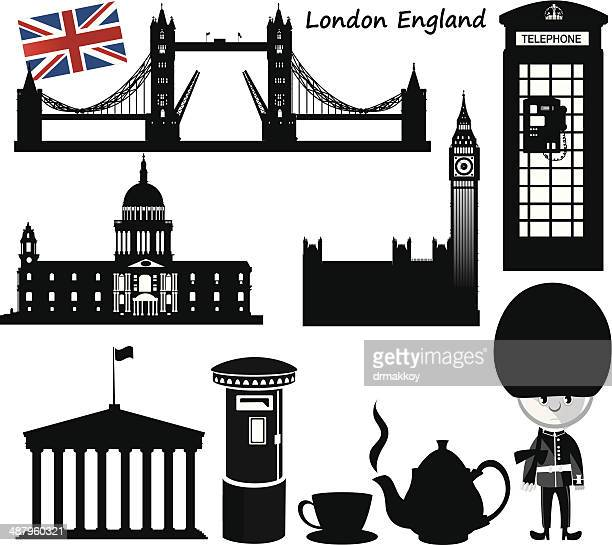 England Symbols