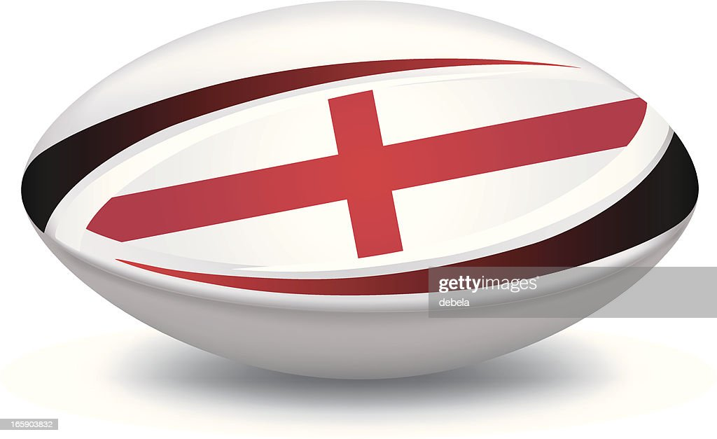 English Rugby Ball