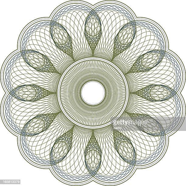Engraved Pattern