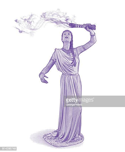 Venus Roman Goddess Stock Illustrations And Cartoons Getty Images