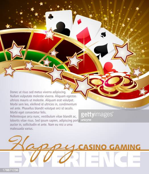 Entertainment - Casino Gaming Background