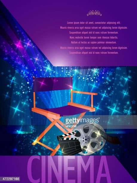 Entertainment - Cinema Background