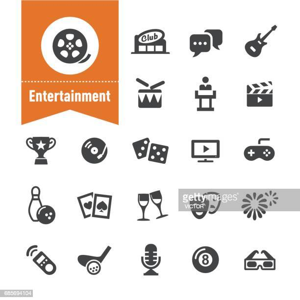 Entertainment Icons - Special Series