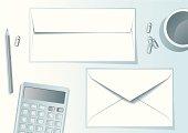 Envelope presentation format