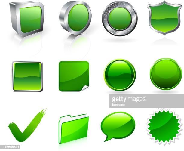 Umweltschutz green lizenzfreie vektor-Kunst
