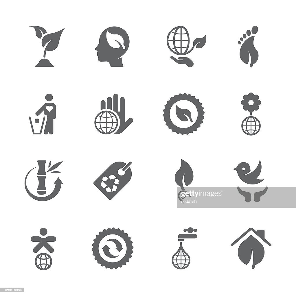 Environmental icon concepts   prime series