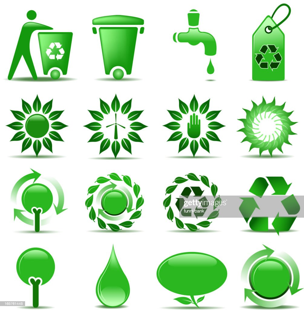 Environmentalist symbols vector art getty images environmentalist symbols vector art buycottarizona Image collections