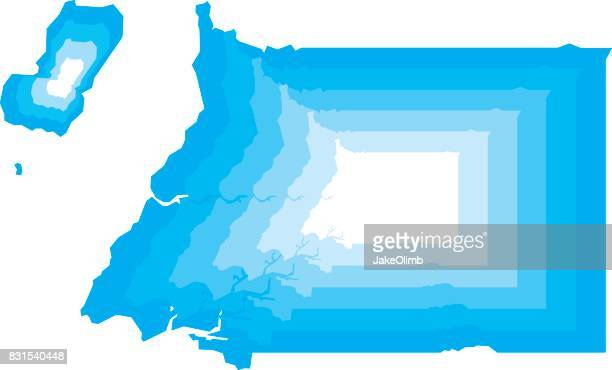 stockillustraties, clipart, cartoons en iconen met equatoriaal-guinea zoom - bloco
