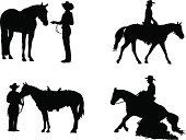 Equestrian Sports: Western