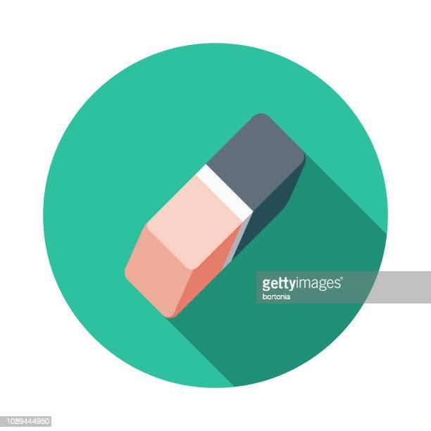Eraser Graphic Design Icon Icon