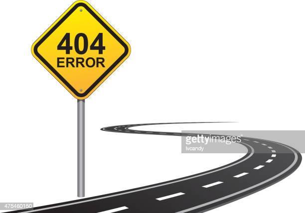 ilustrações, clipart, desenhos animados e ícones de de erro 404 - mensagem de erro