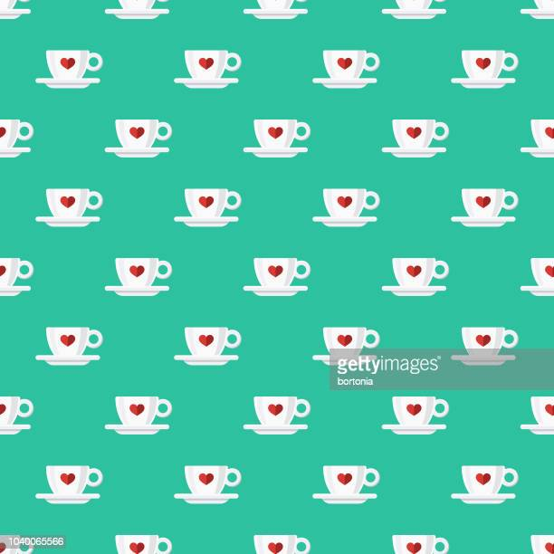 Espresso Seamless Pattern