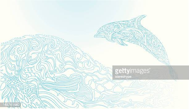 ethereal dolphin