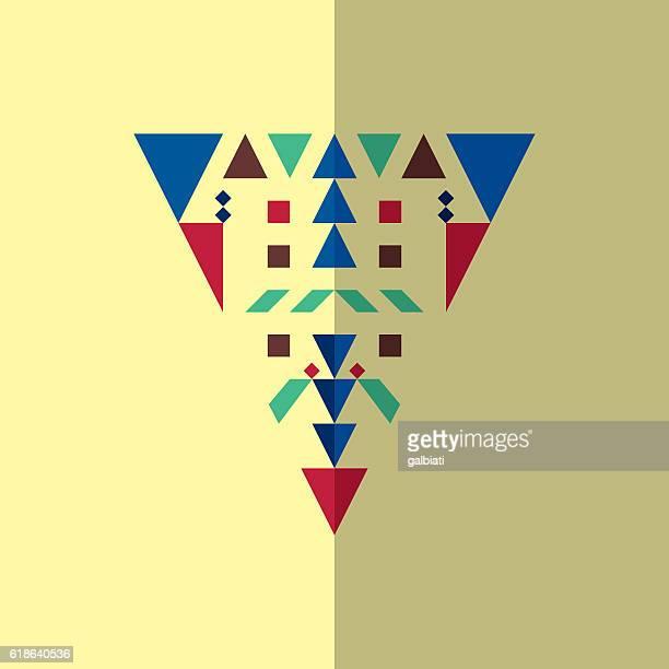 Ethnic triangle 4