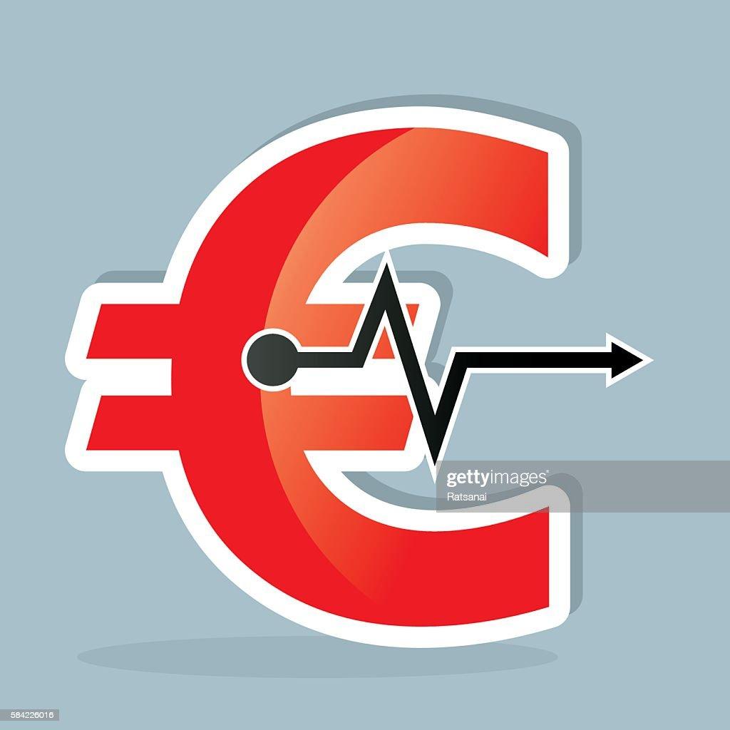 Euro Money Symbol Concept Vector Art Getty Images