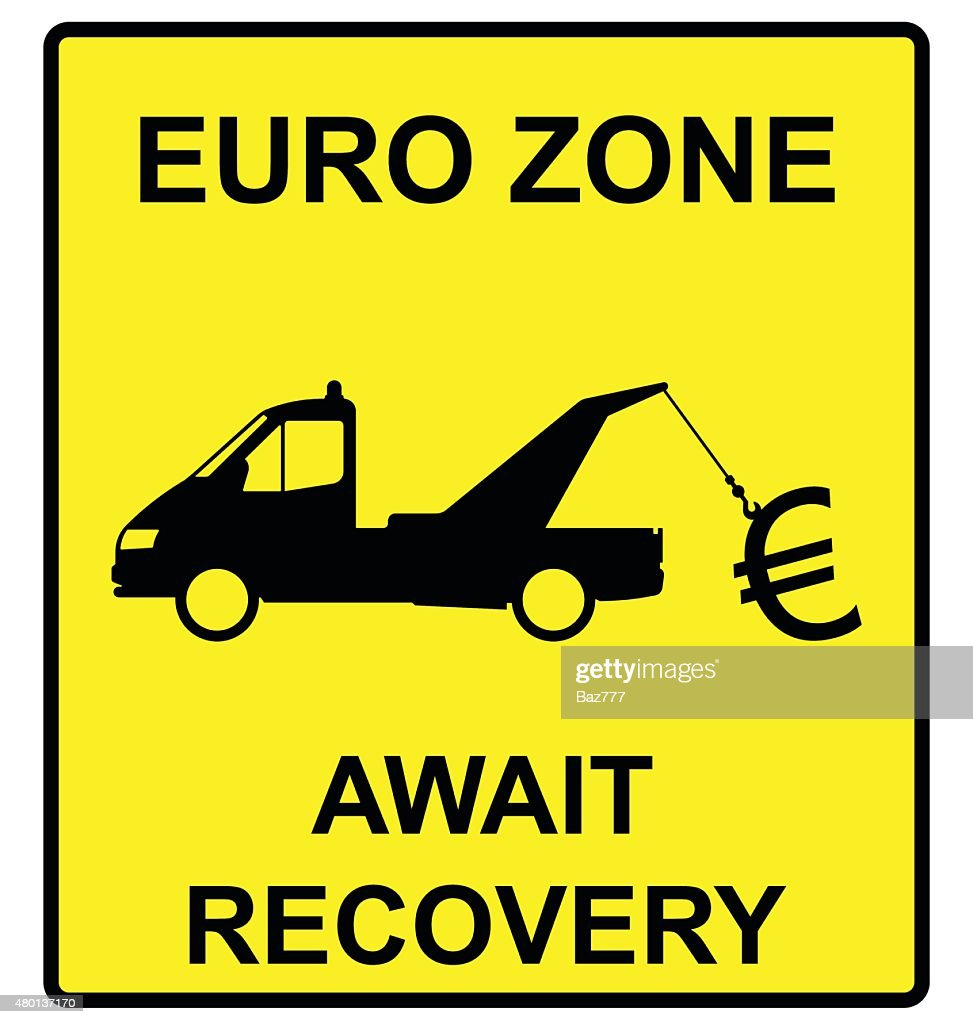 Euro Zone Sign
