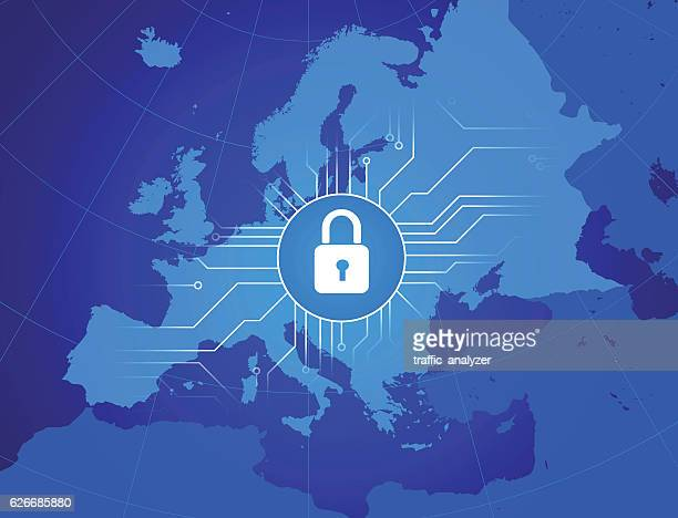 europe - personal information stock illustrations, clip art, cartoons, & icons