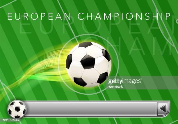 european championship background