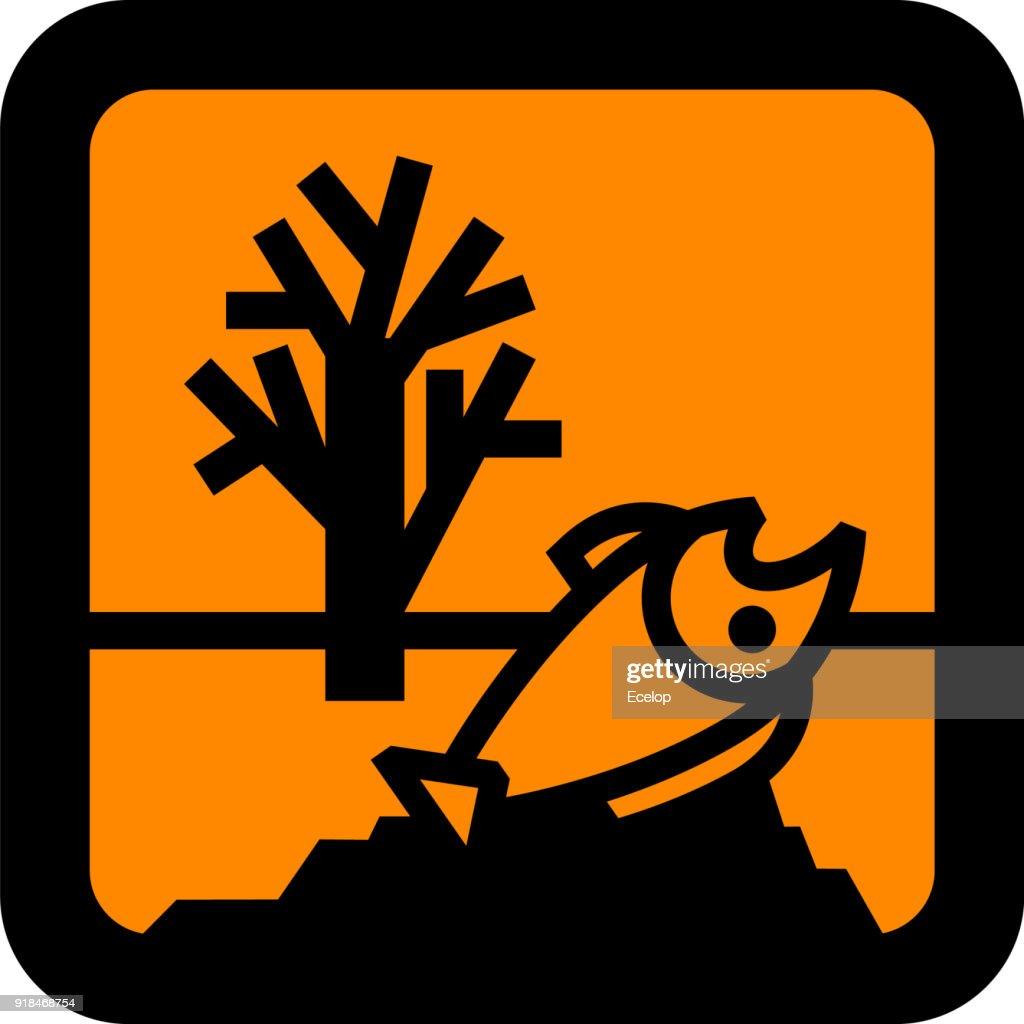 European Hazard pictogram