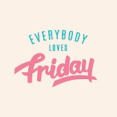 Everybody Loves Friday