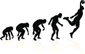 Evolution of a Basketball Player