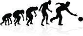 Evolution of the Ten Pin Bowler