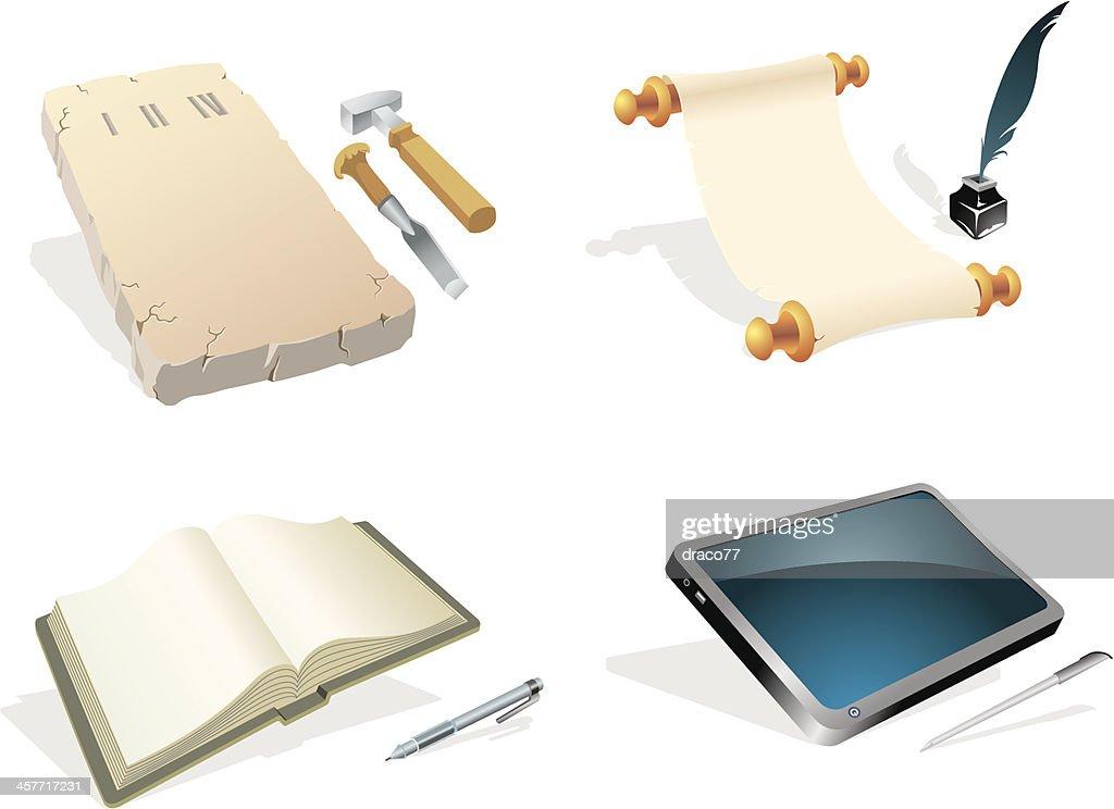 Evolution - Writing Instrument