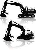 Excavator - Construction, Heavy Equipment