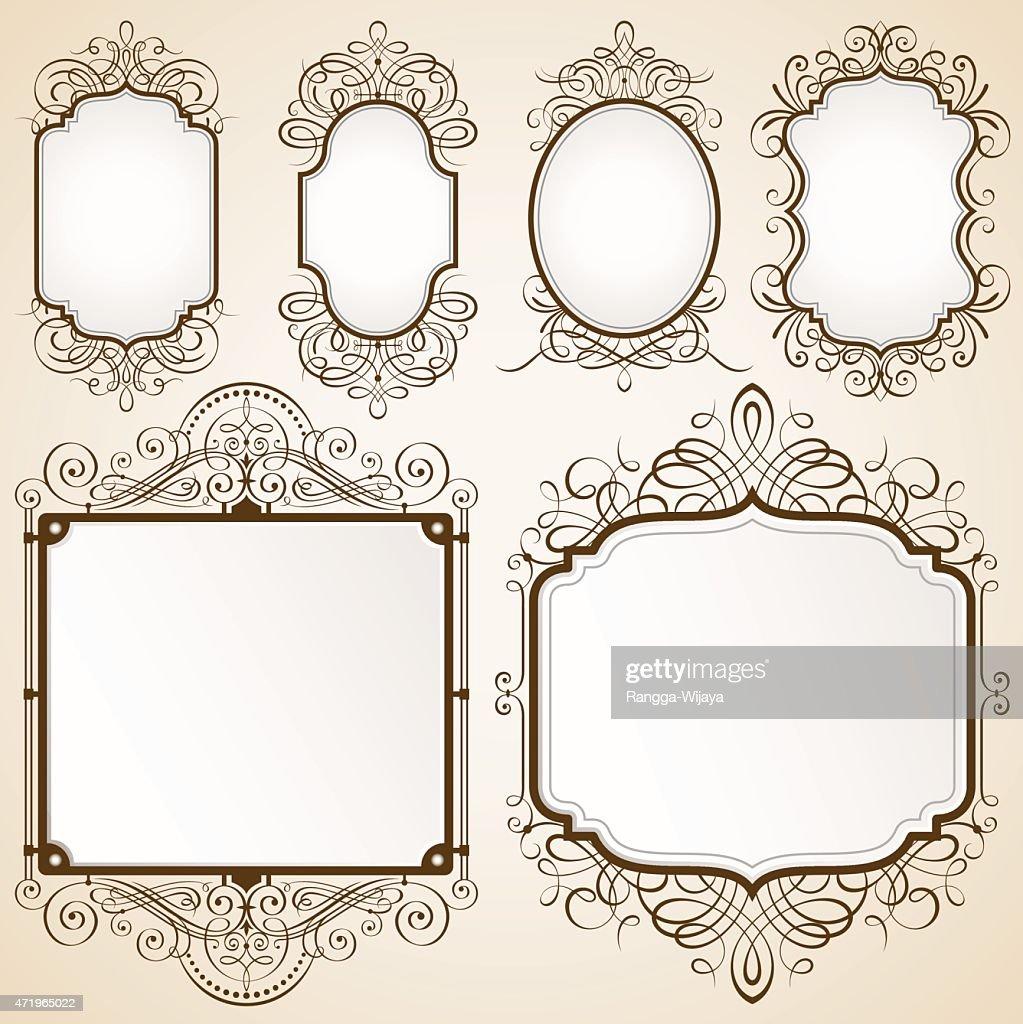 Excellent Decorative Frames