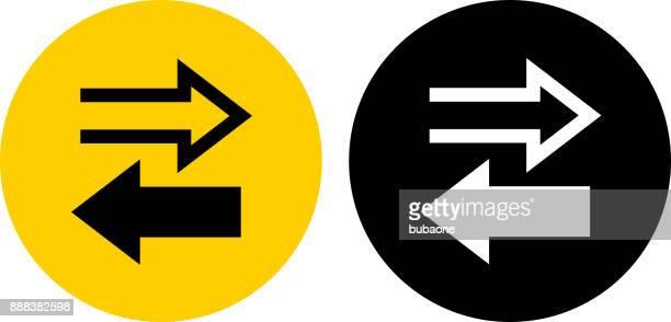 exchange arrows. - exchanging stock illustrations