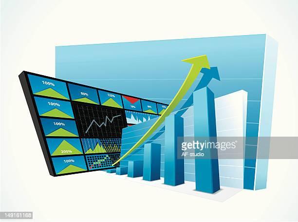 Exchange charts