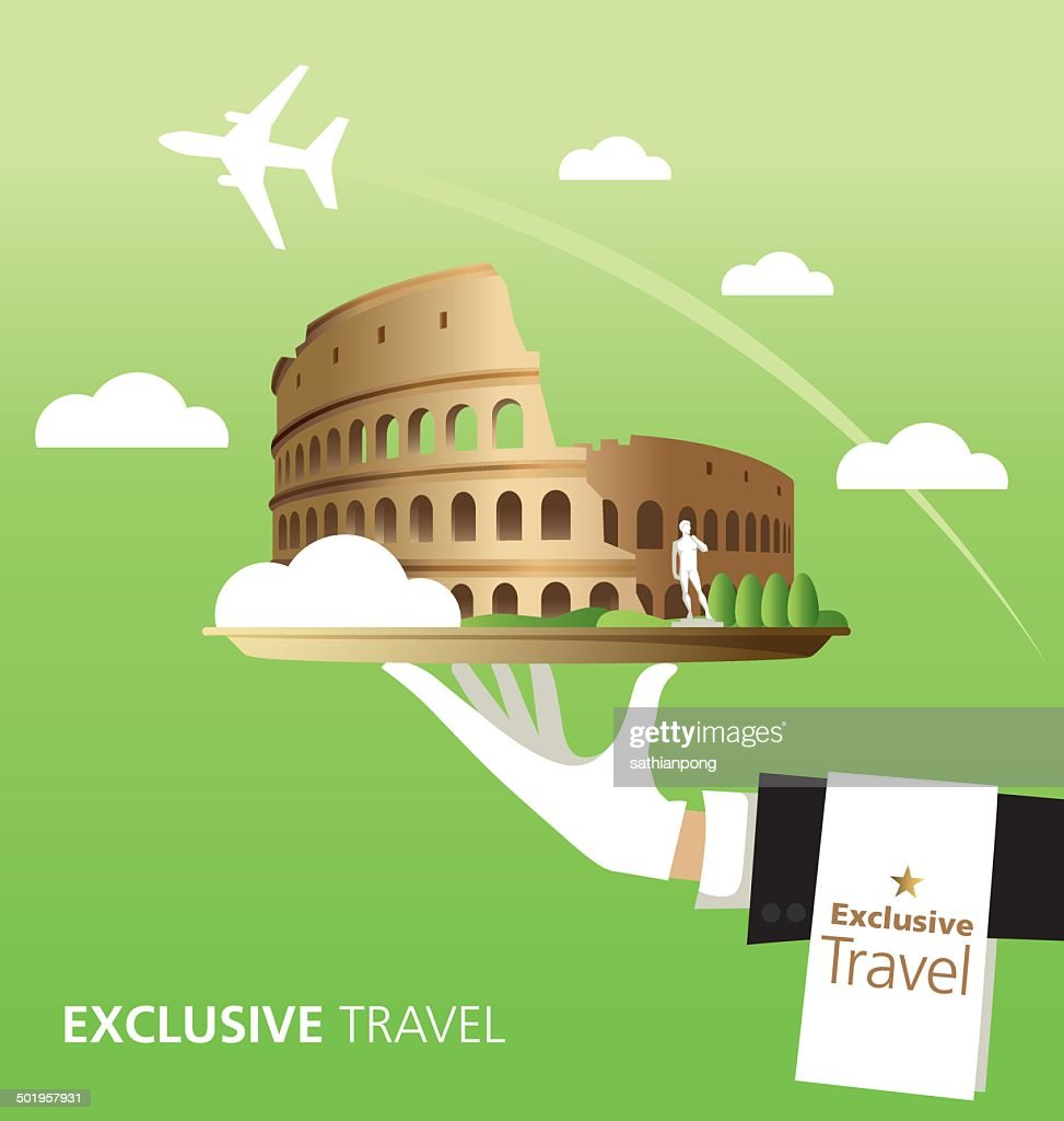 Exclusive, Colosseum, Italy