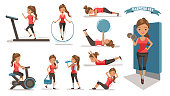 Exercise Woman