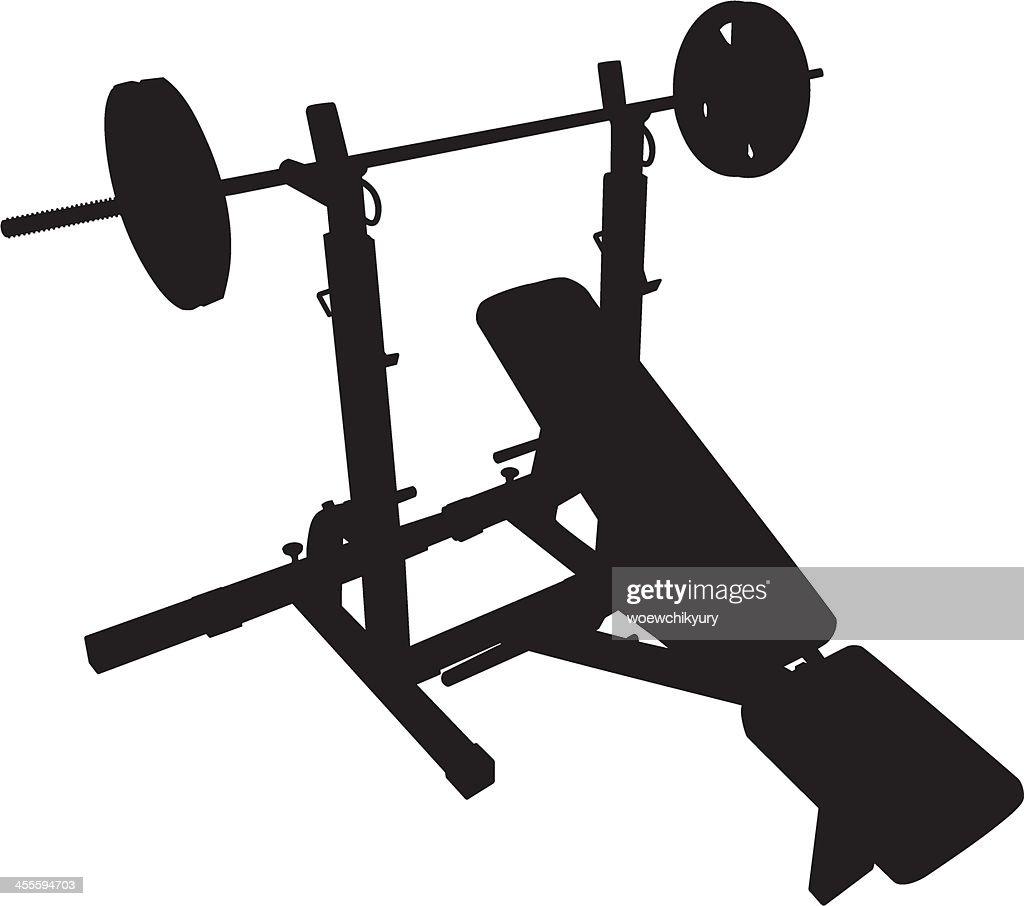 exerciser vector : stock illustration