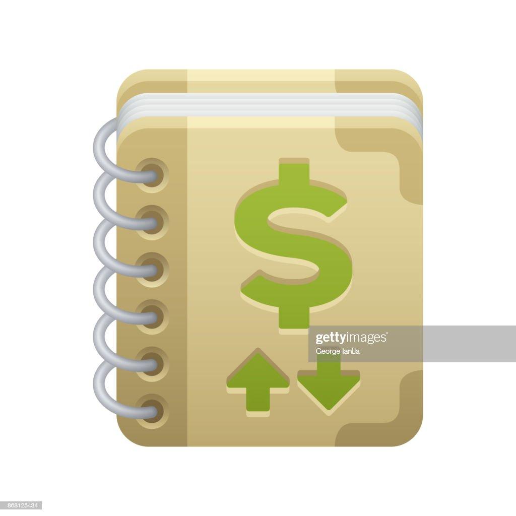 Expenses Log - Novo Icons