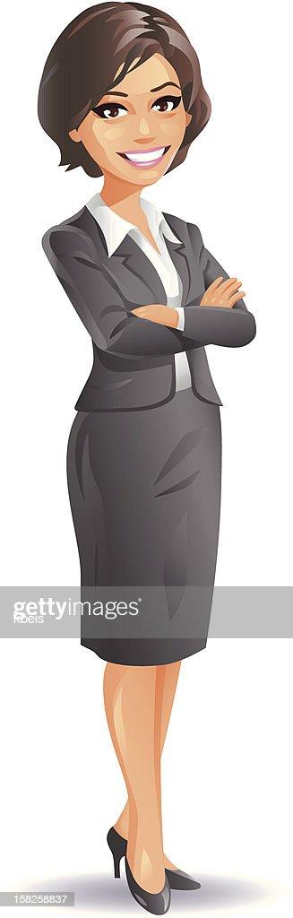 Experienced Businesswoman