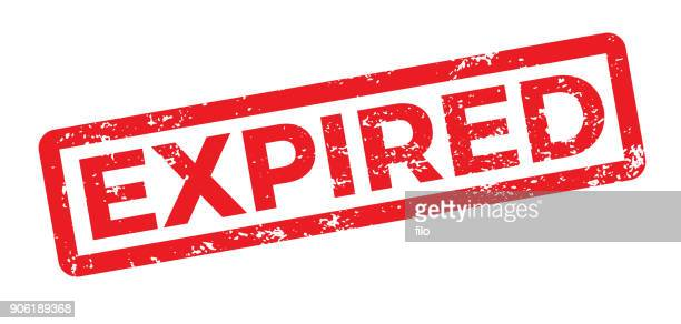 expired - obsolete stock illustrations