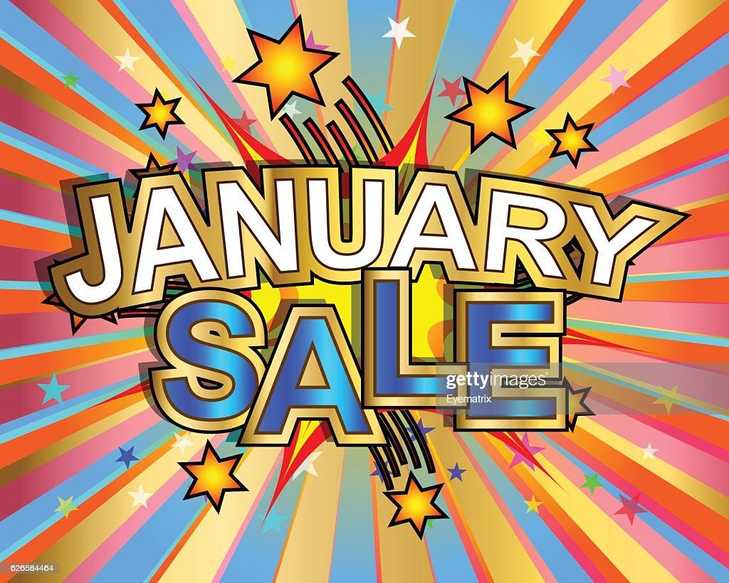 Exploding January Sale