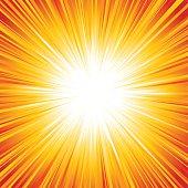 Explosion / Sunburst / Starburst