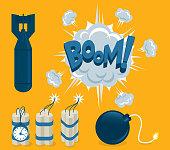 Explosive Elements