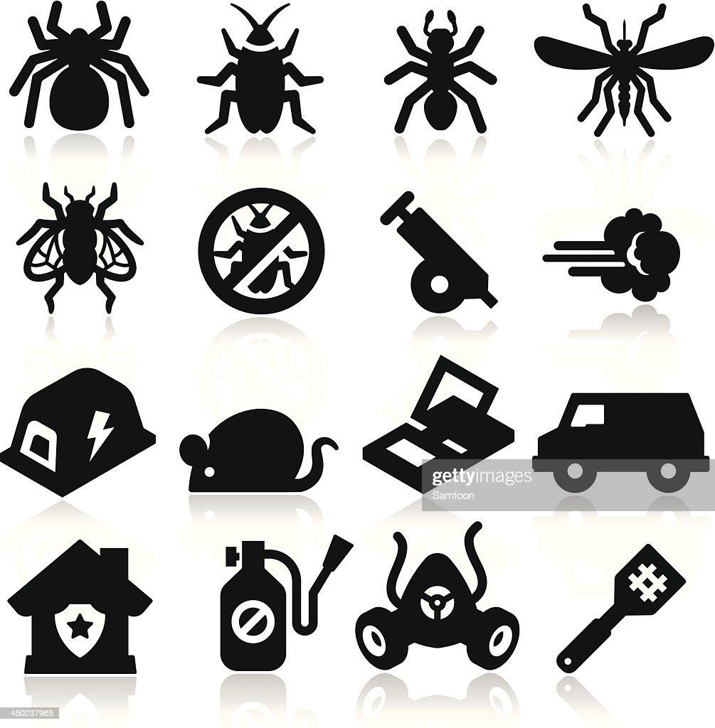 Exterminator Icons