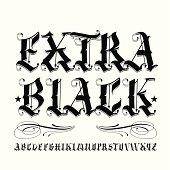 Extra Black