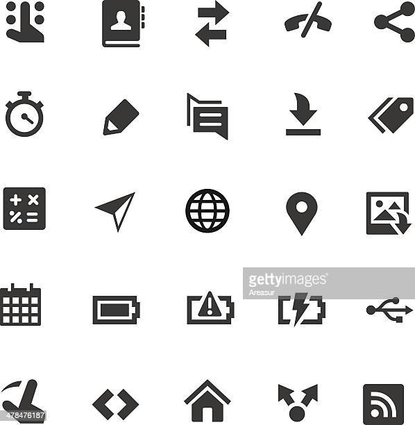 extras & variations | one-touch basics - usb cord stock illustrations, clip art, cartoons, & icons