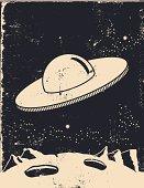 Extraterrestrial landing
