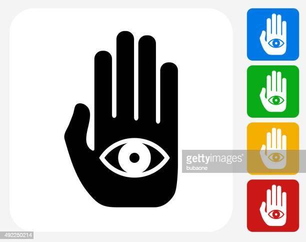 Hamsa Symbol Stock Illustrations And Cartoons Getty Images